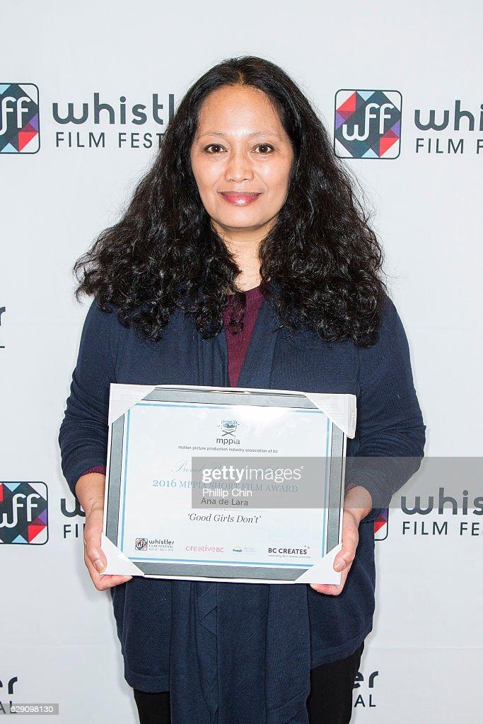 2016 Whistler Film Festival : News Photo