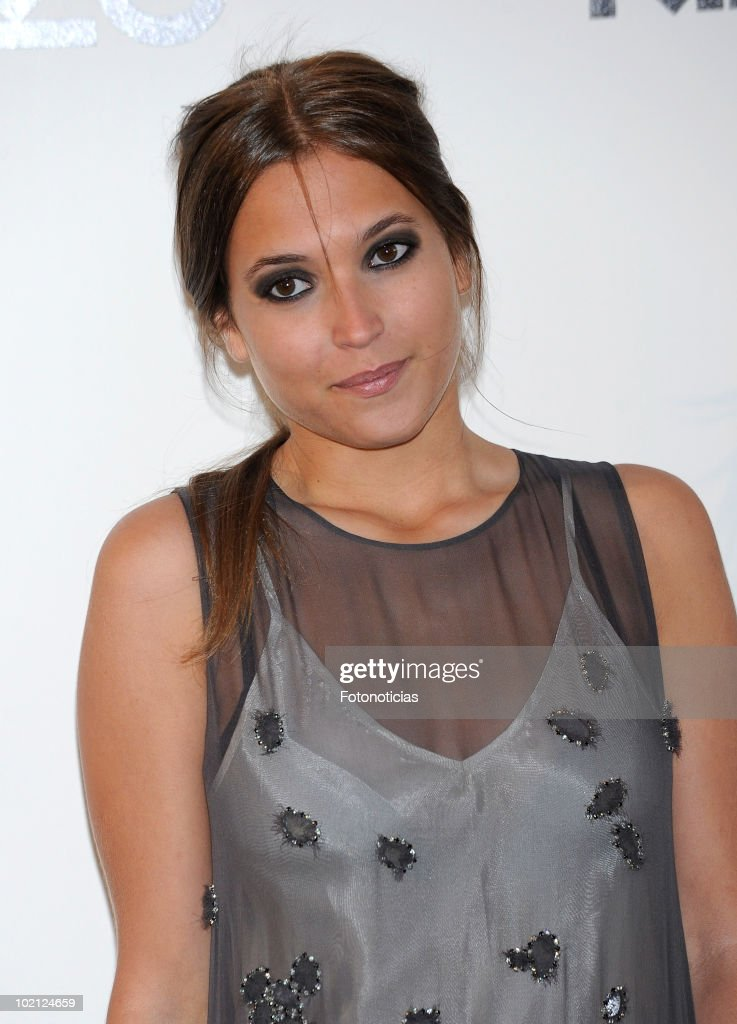 Ana Fernandez attends 'Kenzo' party at the Canal de Isabel II Foundation on June 15, 2010 in Madrid, Spain.