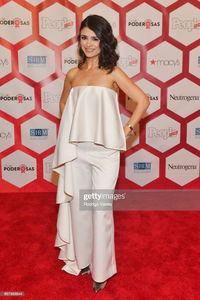 Ana Flores attends People En Espanol's 25 Most Powerful Women Luncheon 2017 at Hyatt Regency on March 24, 2017 in Coral Gables, Florida.