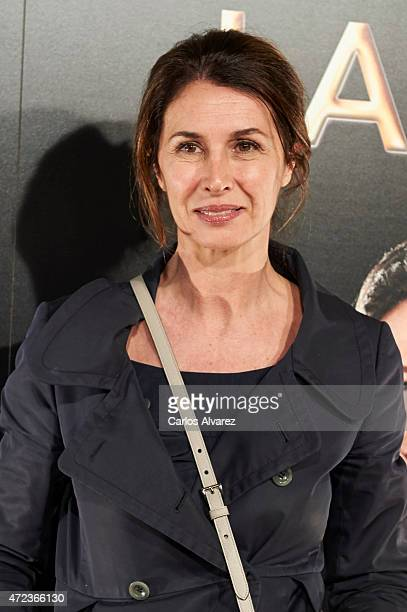 Ana Garcia Sineriz attends 15 Anos no es Nada premiere at the Compac theater on May 6 2015 in Madrid Spain