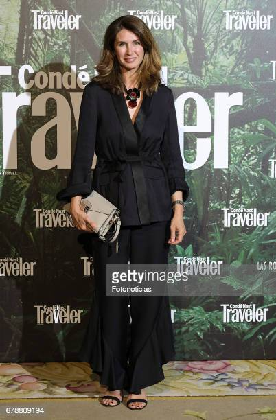 Ana Garcia Sineriz attends the 2017 Conde Nast Traveler Awards ceremony at The Ritz Hotel on May 4 2017 in Madrid Spain