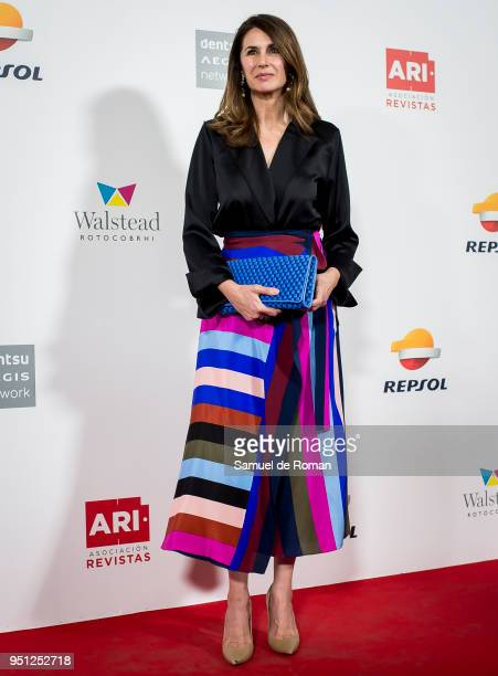 Ana Garcia Sineriz attends the ARI Awards photocall 2018 on April 25 2018 in Madrid Spain
