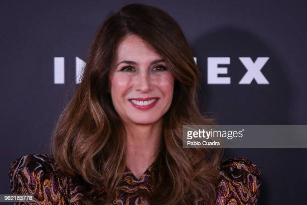 Ana GarciaSineriz attends the 'Vogue Who's On Next' awards photocall at Fernan Nunez Palace on May 24 2018 in Madrid Spain