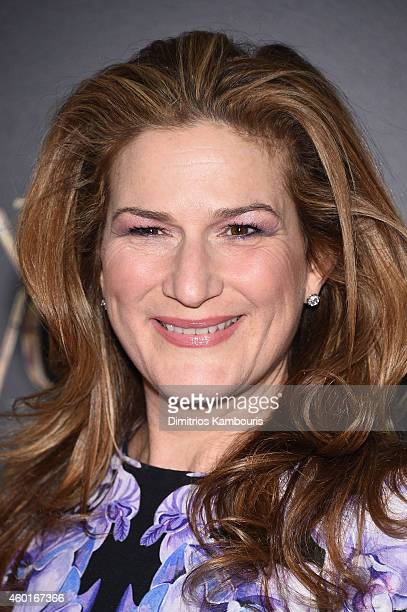 Ana Gasteyer attends the 'Into The Woods' World Premiere at Ziegfeld Theater on December 8 2014 in New York City