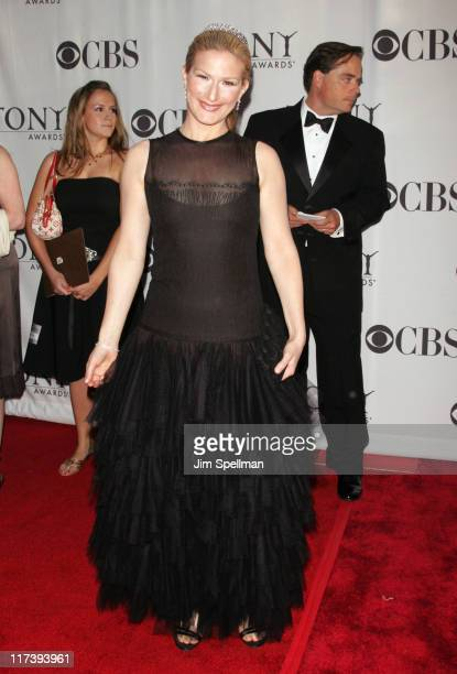 Ana Gasteyer during 60th Annual Tony Awards Arrivals at Radio City Music Hall in New York City New York United States
