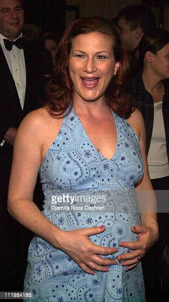 Ana Gasteyer during New York Opening Night Of 'Thoroughly Modern Millie' at Marriott Marquis Theatre and Ballroom in New York City New York United...