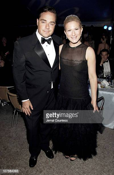Ana Gasteyer with husband Charlie McKittrick