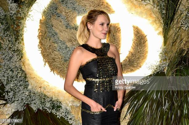 Ana Girardot attends the Chanel at the opening season gala at Opera Garnier on September 20 2019 in Paris France