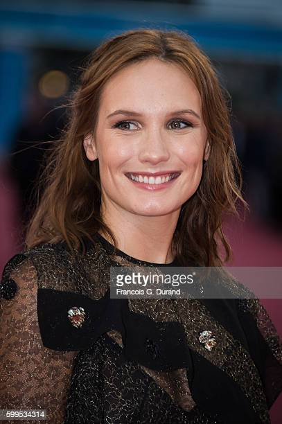 """Ana Girardot attends the """"In Dubious Battle"""" Premiere during the 42nd Deauville American Film Festival on September 5, 2016 in Deauville, France."""
