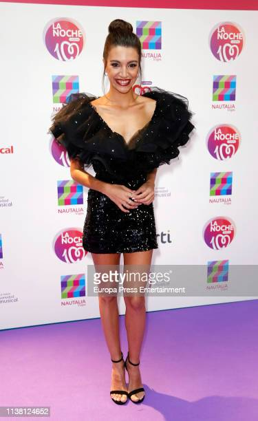 Ana Guerra attends 'La Noche De Cadena 100' charity concert at WiZink Center on March 23 2019 in Madrid Spain