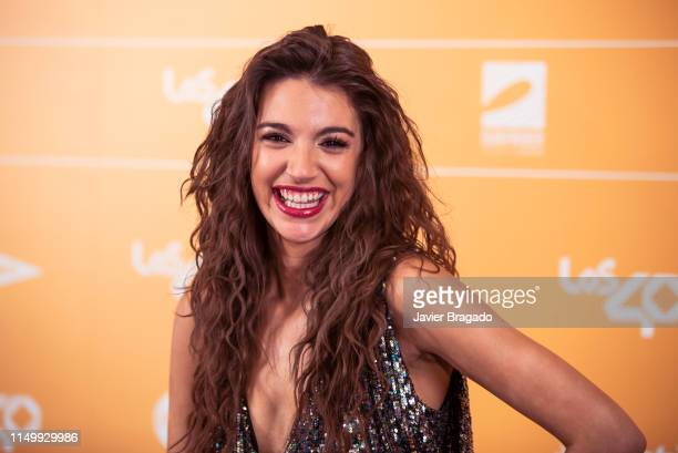 Ana Guerra attends LOS40 Primavera Pop festival at Madrid WiZink Center on May 17 2019 in Madrid Spain