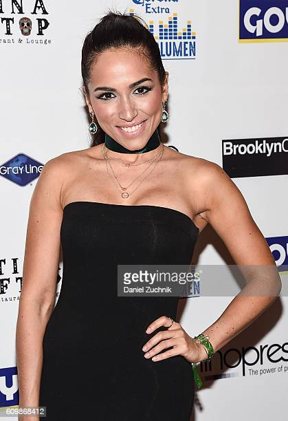 Ana Isabelle attends the 'I Like It Like That' After Party at Stage 48 on September 22 2016 in New York City