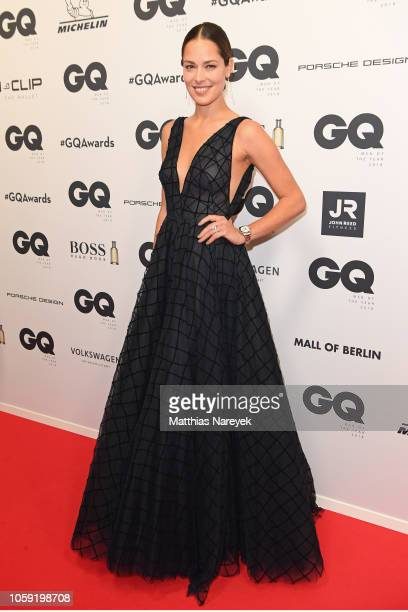 Ana Ivanovic arrives for the 20th GQ Men of the Year Award at Komische Oper on November 8 2018 in Berlin Germany