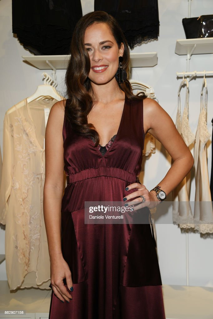 Intimissimi Grand Opening In New York