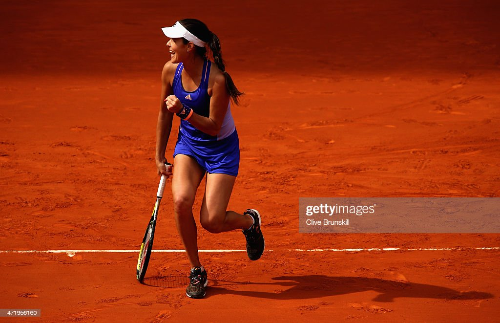 Mutua Madrid Open - Day One : News Photo