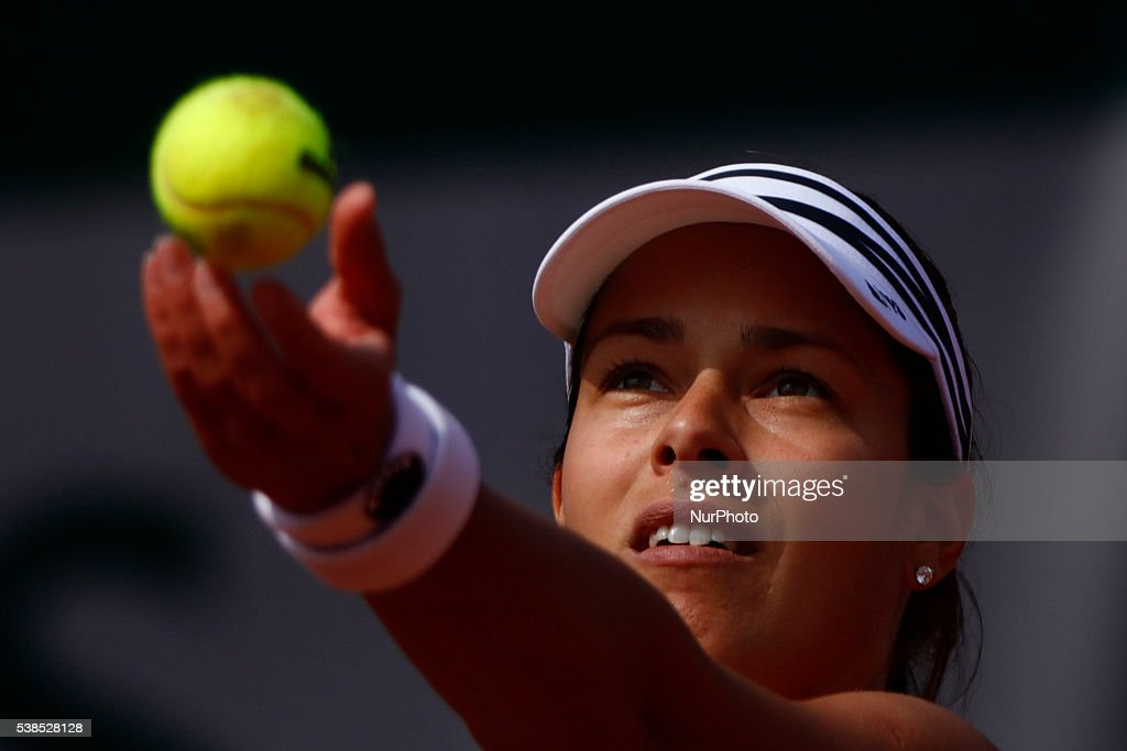 016 French Open - Day Seve : News Photo