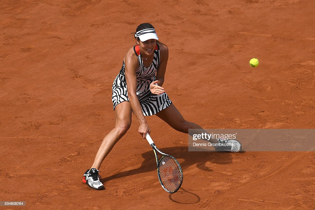 2016 French Open - Day Seven : Nieuwsfoto's