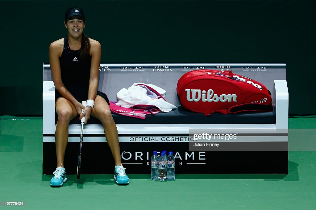 BNP Paribas WTA Finals: Singapore 2014 - Day Five : News Photo