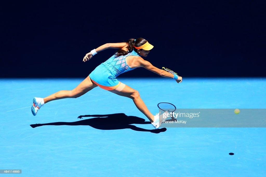 2014 Australian Open - Day 9 : News Photo