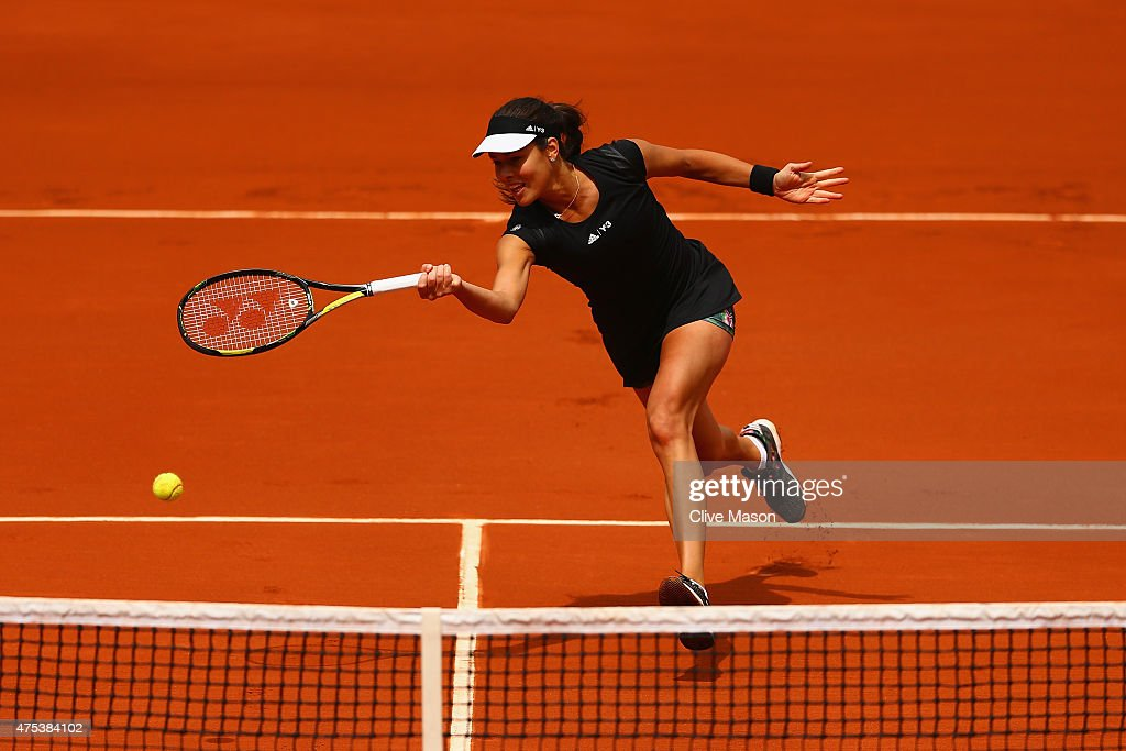 2015 French Open - Day Eight : ニュース写真