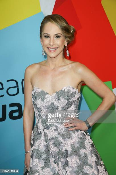 Ana Kasparian attends the 7th Annual 2017 Streamy Awards at The Beverly Hilton Hotel on September 26 2017 in Beverly Hills California