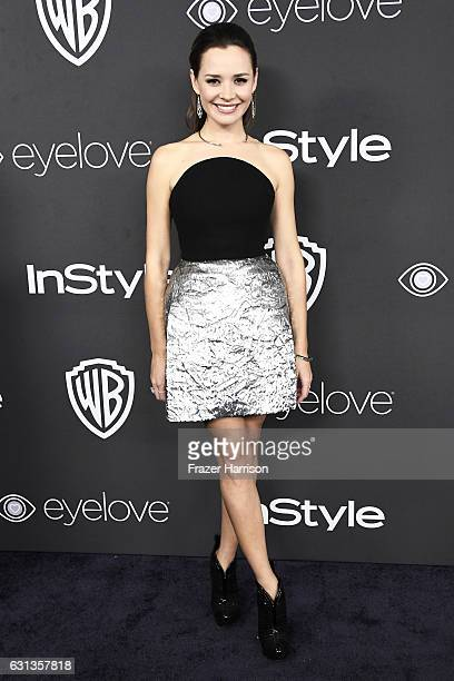 Ana Khar attends the 18th Annual PostGolden Globes Party hosted by Warner Bros Pictures and InStyle at The Beverly Hilton Hotel on January 8 2017 in...