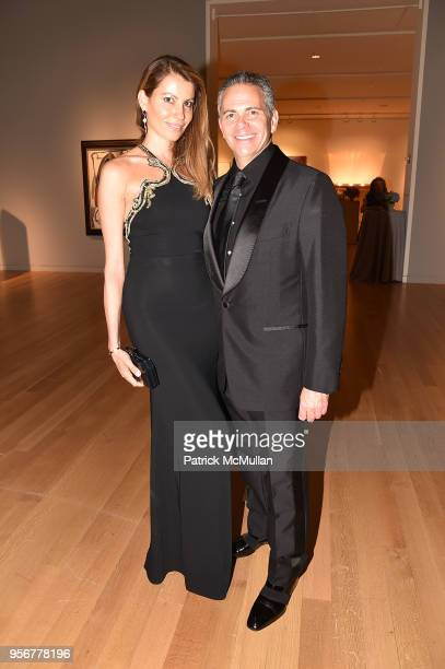 Ana Laspetkovski and David Weinreb attend Alzheimer's Drug Discovery Foundation 12th Annual Connoisseur's Dinner at Sotheby's on May 3 2018 in New...