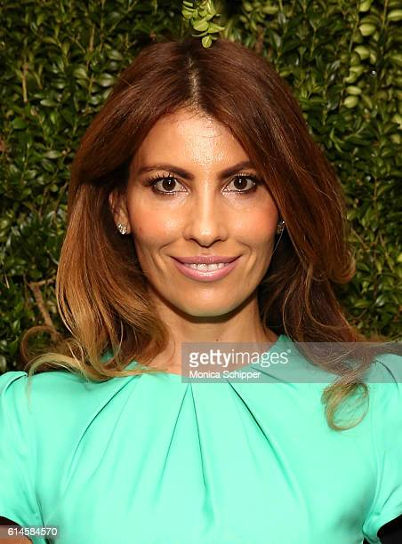 Ana Laspetkovski attends the Franca Chaos And Creation New York Screening at Metrograph on October 13 2016 in New York City