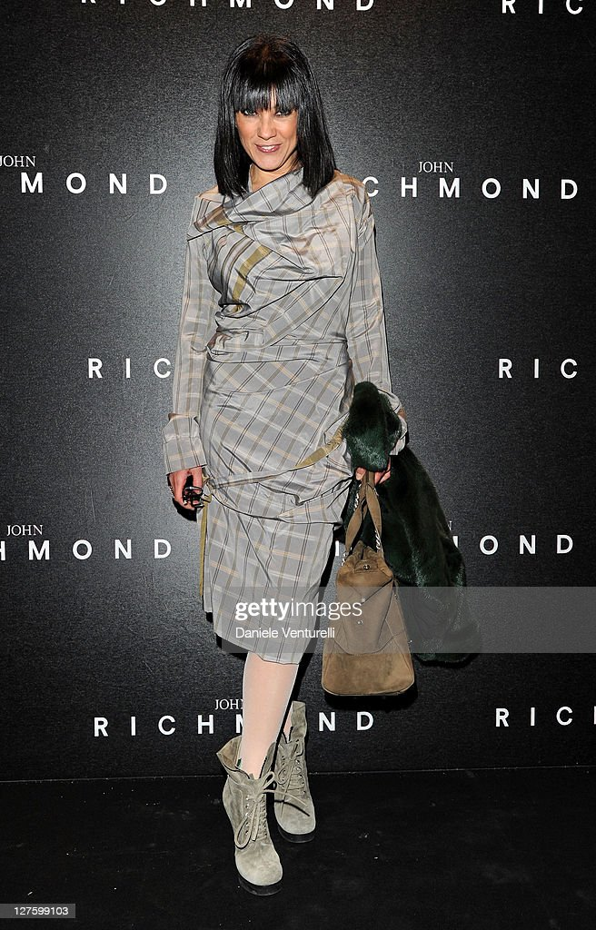 Ana Laura Ribas attends the John Richmond Fashion Show as part of Milan Fashion Week Womenswear Autumn/Winter 2011 on February 23, 2011 in Milan, Italy.