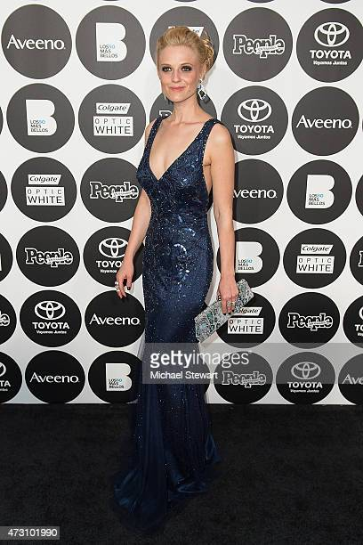 Ana Layevska attends People En Espanol's '50 Most Beautiful' 2015 Gala at the IAC Building on May 12 2015 in New York City