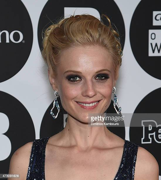 Ana Layevska attends the People En Espanol's '50 Most Beautiful' 2015 Gala on May 12 2015 in New York City