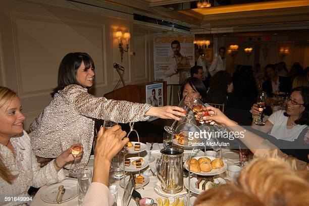 Ana Ledo Cathy Areu and attend Catalina Magazine and The Heart Truth Campaign Third Annual Essence of Latinas Event in New York at The Carlyle Hotel...