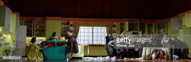 Ana Maria Martinez as Alice Ford Bryn Terfel as Sir John Falstaff Marie McLaughlin as Meg PageMarieNicole Lemieux as Mistress Quickly Craig Colclough...