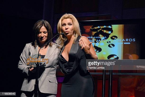 Ana Maria Polo and Rocio Sanches Azuara winner Outstanding Talk Show Episode