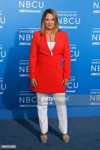 Ana Maria Polo attends the 2017 NBCUniversal Upfront at Radio City Music Hall on May 15 2017 in New York City