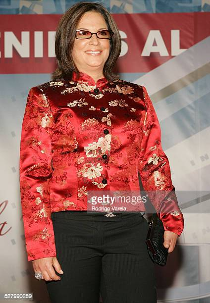 Ana Maria Polo during 2004 Premios Inte Awards at Coconut Grove Convention Center in Coral Gables Florida United States