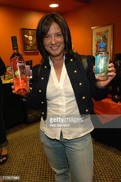 Ana Maria Polo during 2006 Billboard Latin Music Conference Awards Backstage Creations Talent Retreat Day 1 at The Seminole Hard Rock Hotel and...