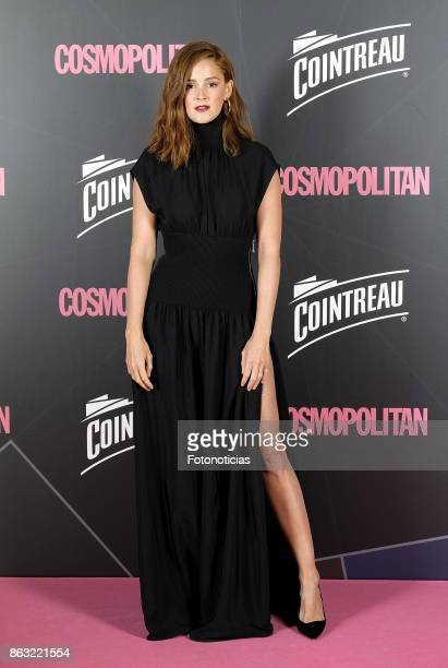 Ana Maria Polvorosa attends the 2017 Cosmpolitan Awards at the Graf club on October 19 2017 in Madrid Spain