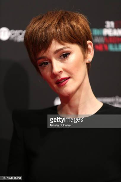 Ana Maria Polvorosa during the European Film Awards at Teatro de la Maestranza on December 15 2018 in Seville Spain