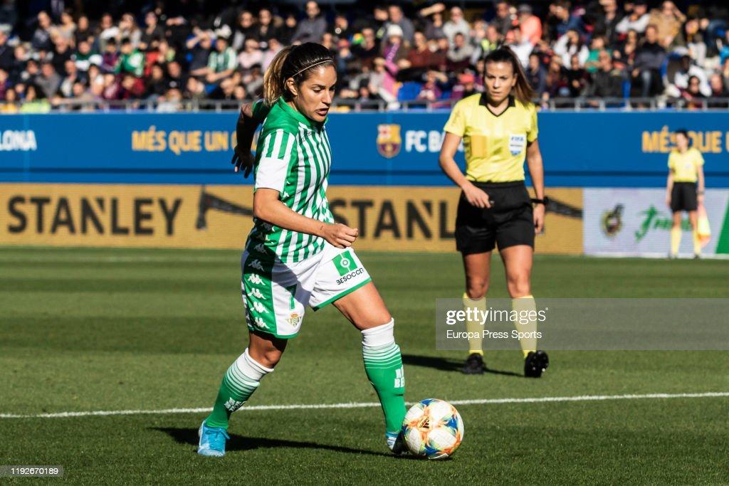 Women - FC Barcelona V Real Betis : News Photo