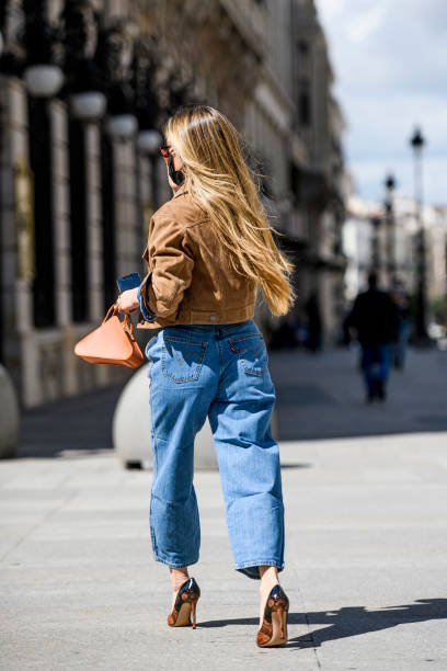 ESP: Spring Street Style In Madrid