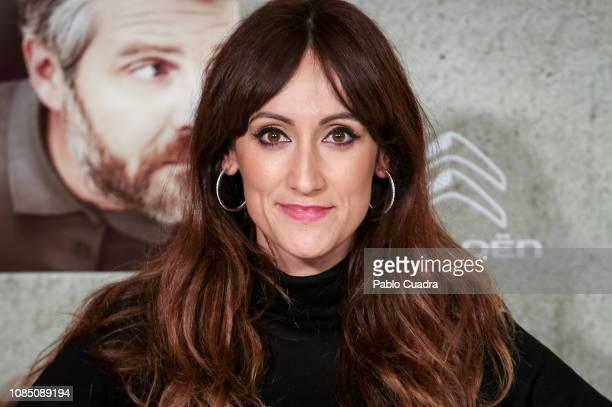 Ana Morgade attends the 'Tiempo Despues' premiere at Capitol Cinema on December 20 2018 in Madrid Spain