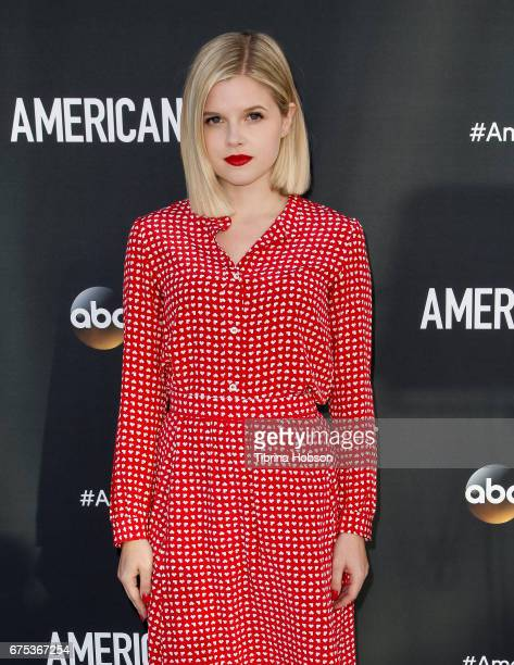 Ana Mulvoy Ten attends the FYC event for ABC's 'American Crime' at Saban Media Center on April 29 2017 in North Hollywood California