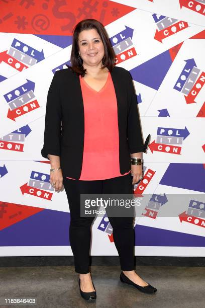 Ana Navarro attends the 2019 Politicon at Music City Center on October 26 2019 in Nashville Tennessee