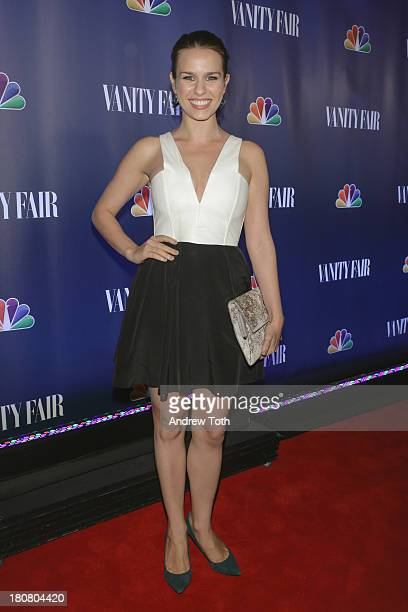 Ana Nogueira attends the NBC's 2013 Fall Launch Party hosted by Vanity Fair at The Standard Hotel on September 16 2013 in New York City