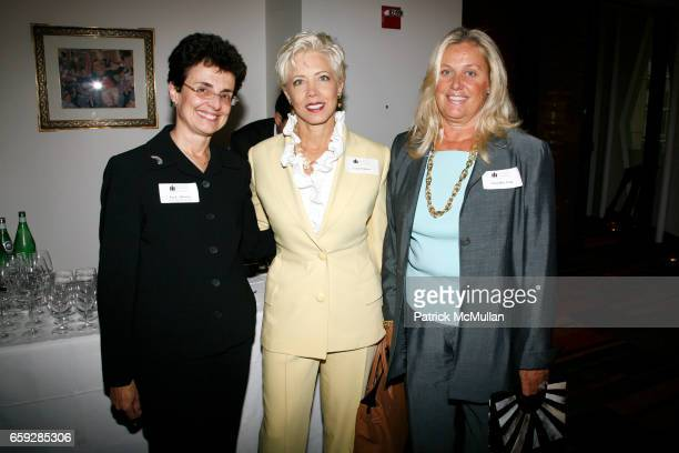 Ana Oliveira Lynn Paulson and Christine Gray attend JEAN SHAFIROFF hosts a luncheon for THE NEW YORK WOMEN'S FOUNDATION at Le Cirque on September 17...