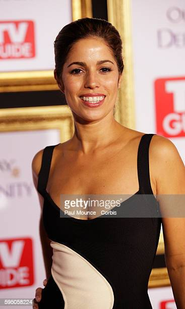 Ana Ortiz arrives at the 5th annual TV Guide Emmy® Party held at Les Deux