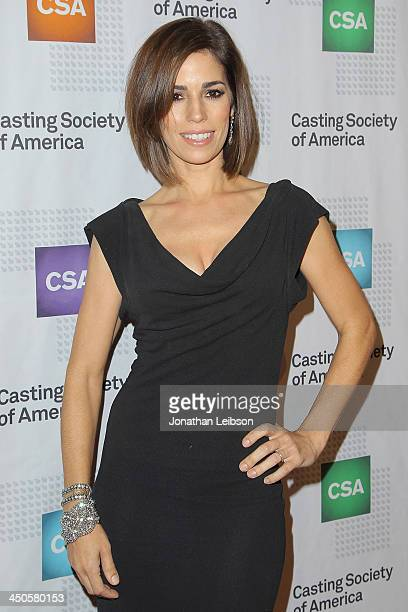 Ana Ortiz attends the 2013 Casting Society Of America's Artios Awards at The Beverly Hilton Hotel on November 18 2013 in Beverly Hills California