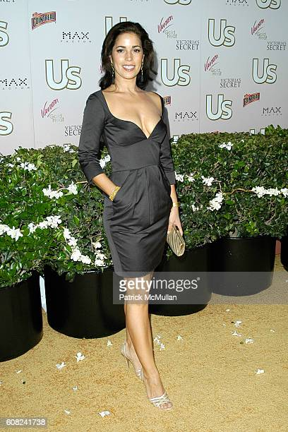 Ana Ortiz attends US Weekly Presents US' Hot Hollywood 2007 at Sugar on April 26 2007 in Hollywood CA