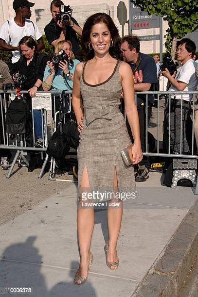 Ana Ortiz during 2007 ABC Network UpFront at Lincoln Center in New York City New York United States
